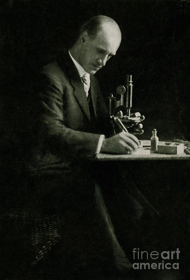 American Photograph - Richard C. Cabot, American Physician by Science Source