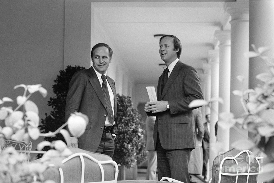 1976 Photograph - Richard Cheney (1941- ) by Granger