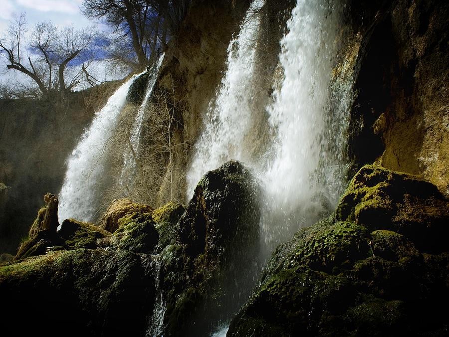 Rifle Falls Photograph - Rifle Falls I by Ellen Heaverlo
