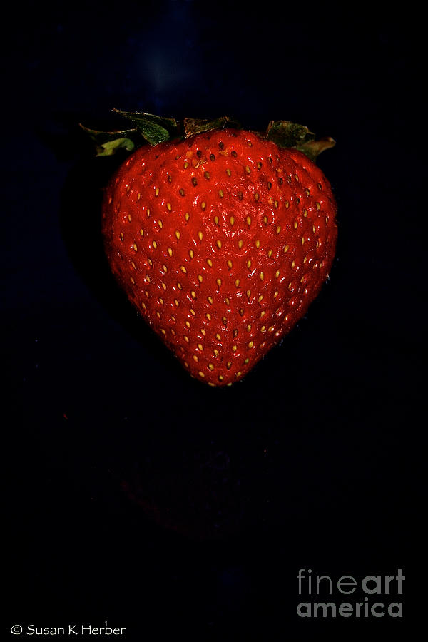 Food Photograph - Ripe by Susan Herber