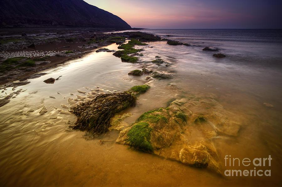 Hdr Photograph - Rising Tides by Yhun Suarez