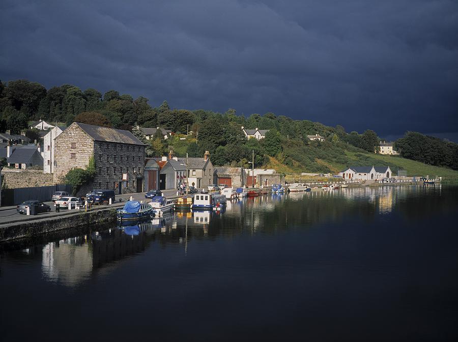 Bay Photograph - River Barrow, Graiguenamanagh, Co by The Irish Image Collection