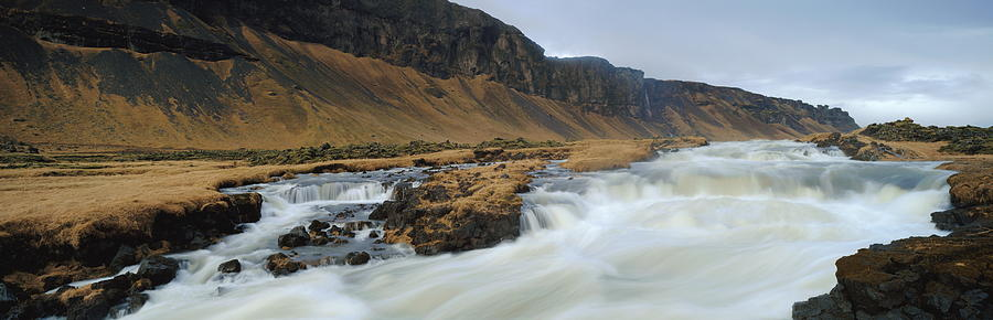 Rapids Photograph - River Rapids by Chris Madeley