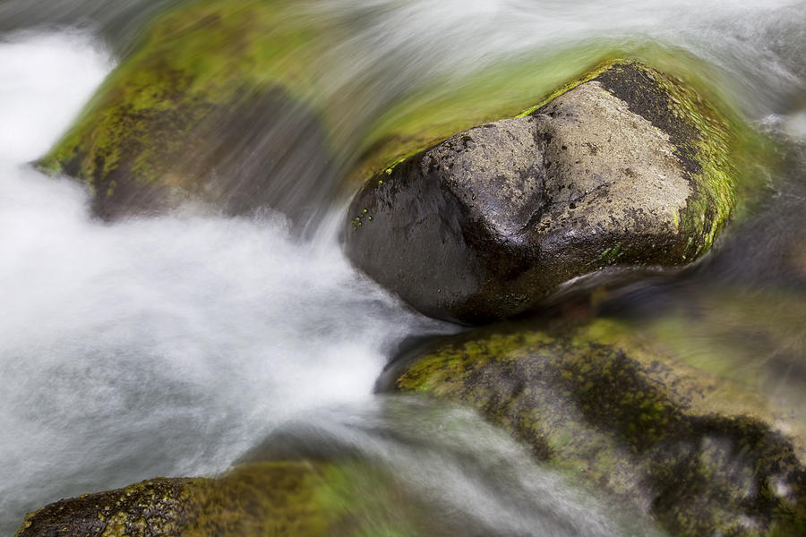 Beautiful Photograph - River Rocks II by Jenna Szerlag