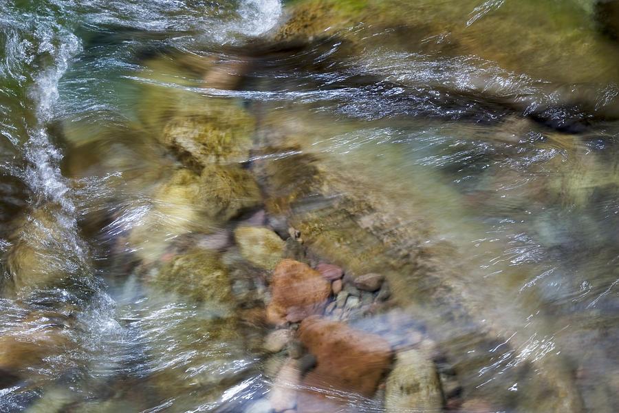 Beautiful Photograph - River Rocks by Jenna Szerlag