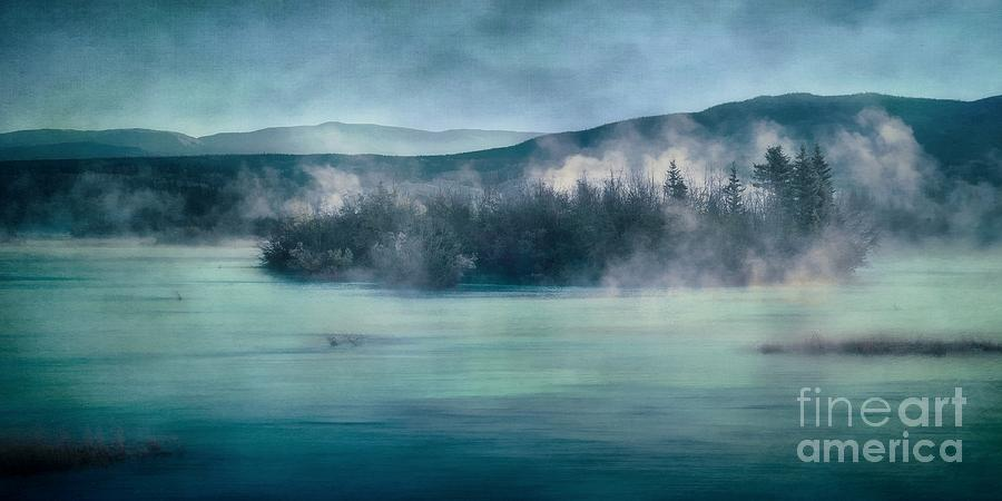 Yukon River Photograph - River Song by Priska Wettstein