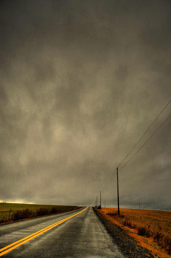 Road Photograph - Road To Nowhere by Emily Stauring