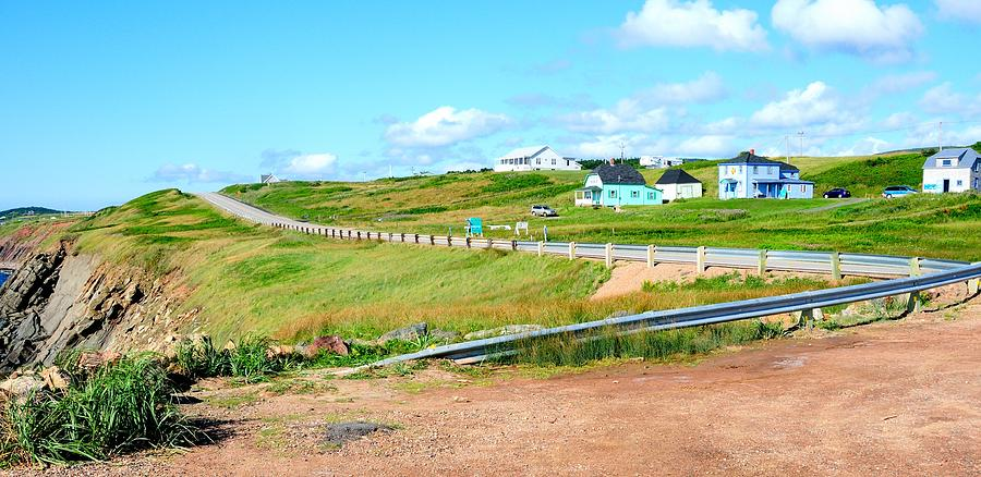 Road Trip In Cape Breton Nova Scotia Photograph