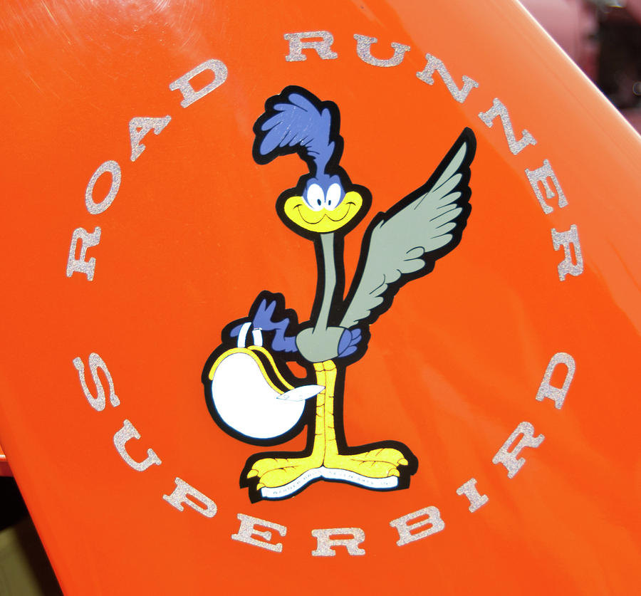 Automobile Photograph - Roadrunner by Guy Whiteley