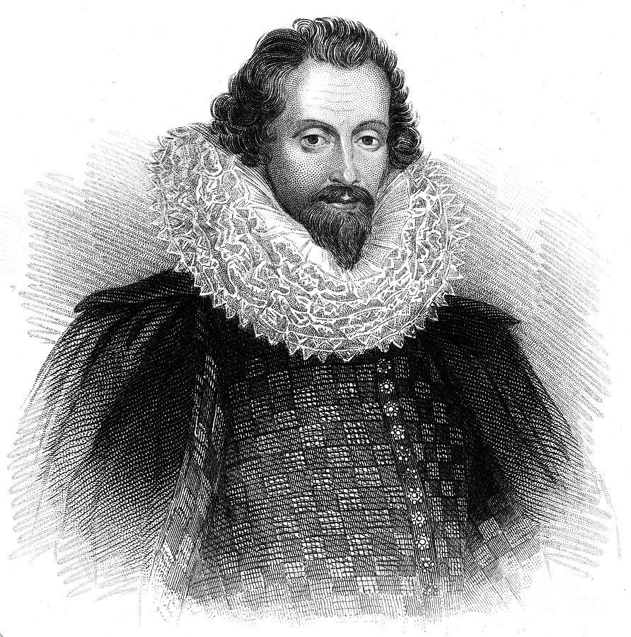 Robert Devereux (1566-1601) Photograph by Granger