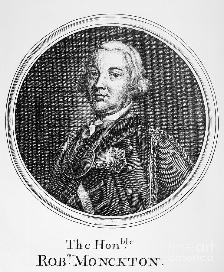 18th Century Photograph - Robert Monckton (1726-1782) by Granger