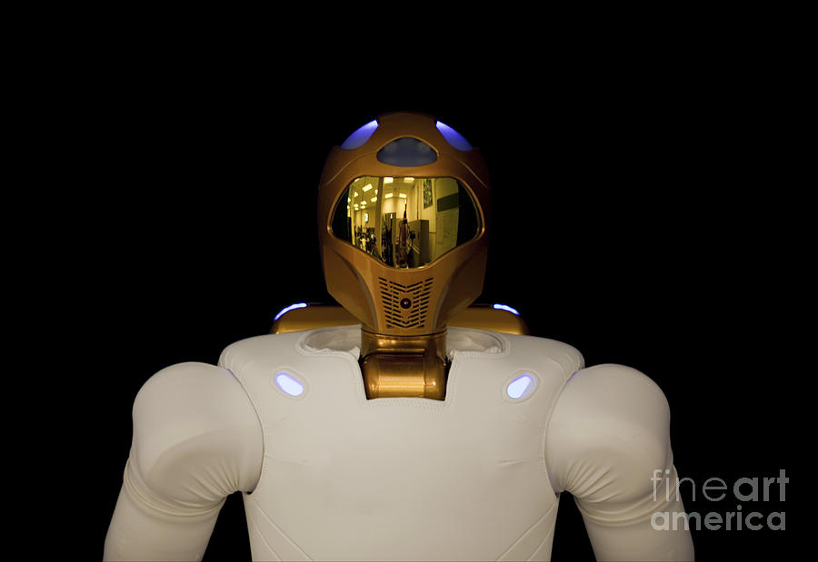 Research Photograph - Robonaut 2, A Dexterous, Humanoid by Stocktrek Images