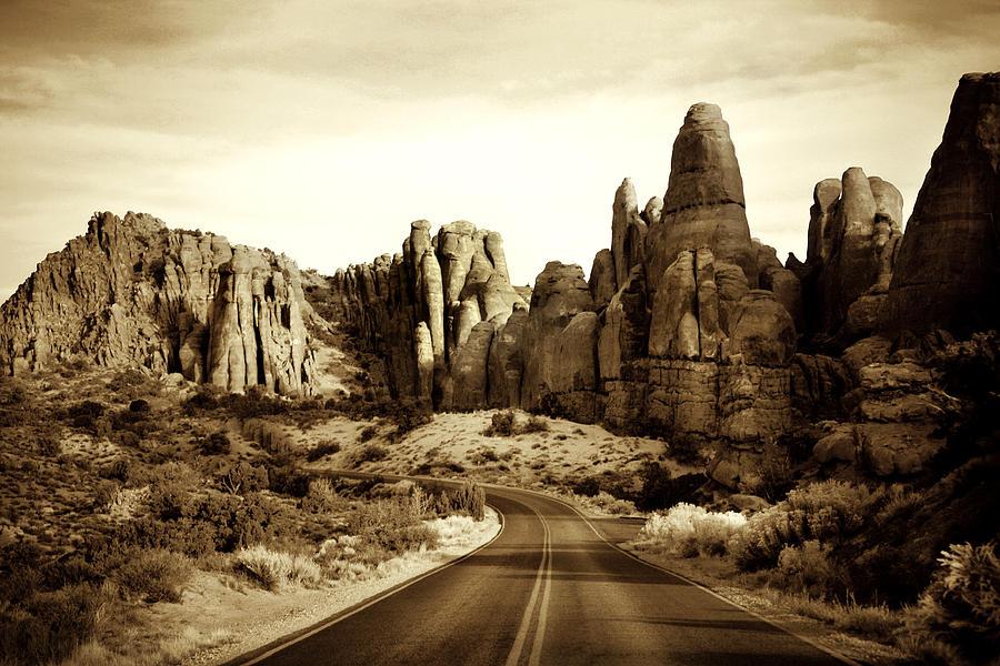 Rock Work Photograph