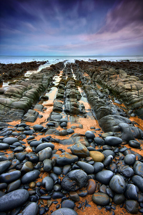 Print Photograph - Rocky Road To Nowhere by Mark Leader
