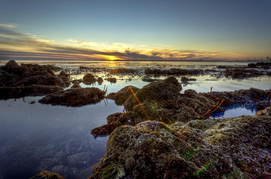 Beautiful Photograph - Rocky Sunset by Brian Leon