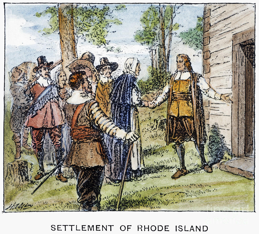 Rhode Island Indian Community