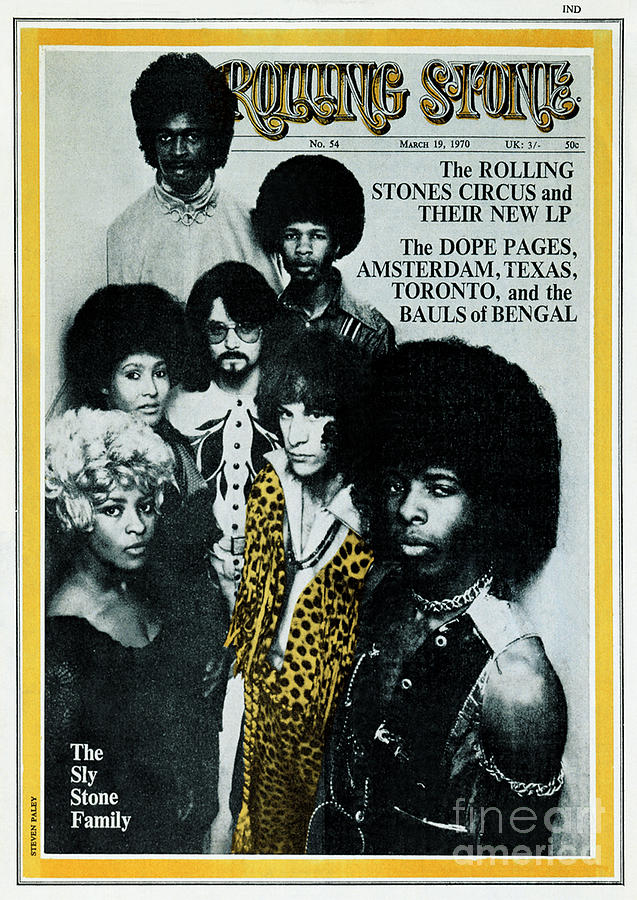 Image result for sly and the family stone 1970