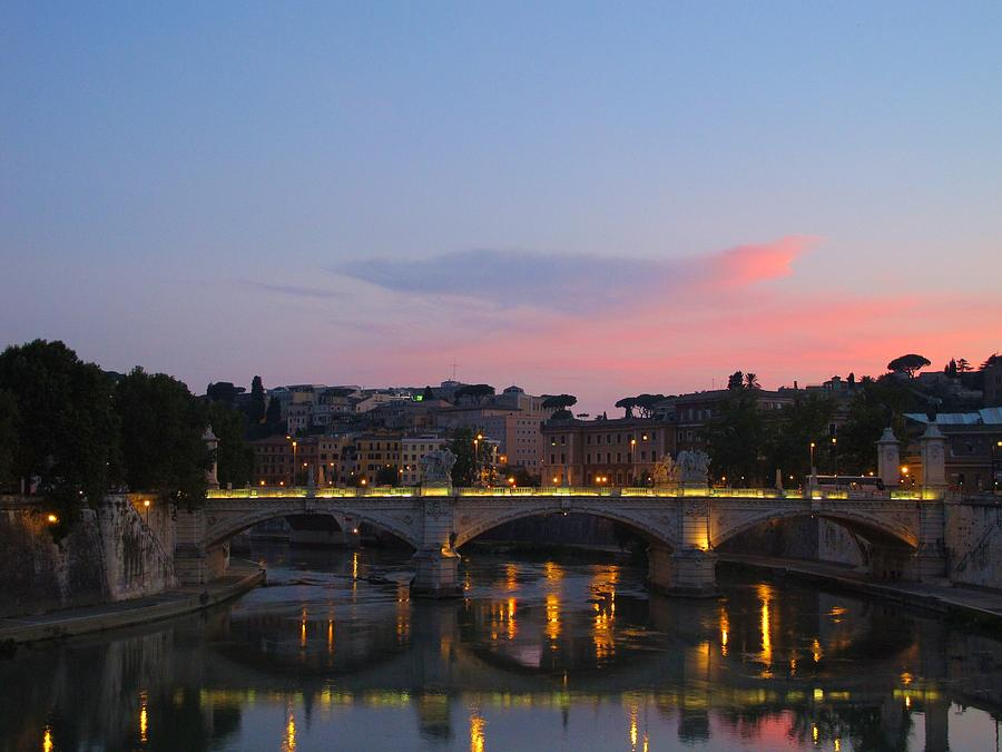 Office Decor Photograph - Roma Sunset by Tia Anderson-Esguerra