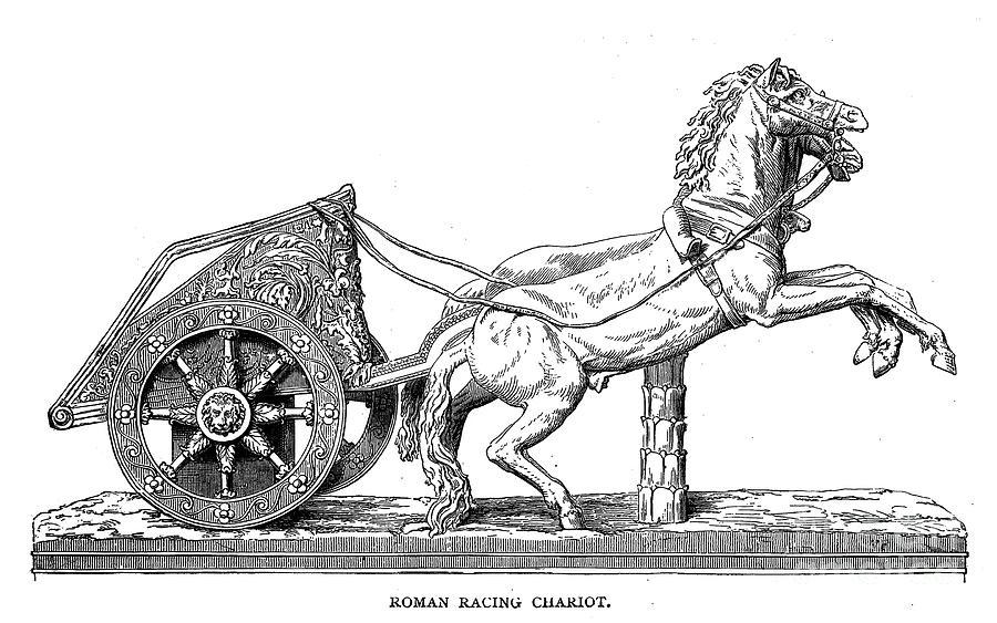 roman chariot granger