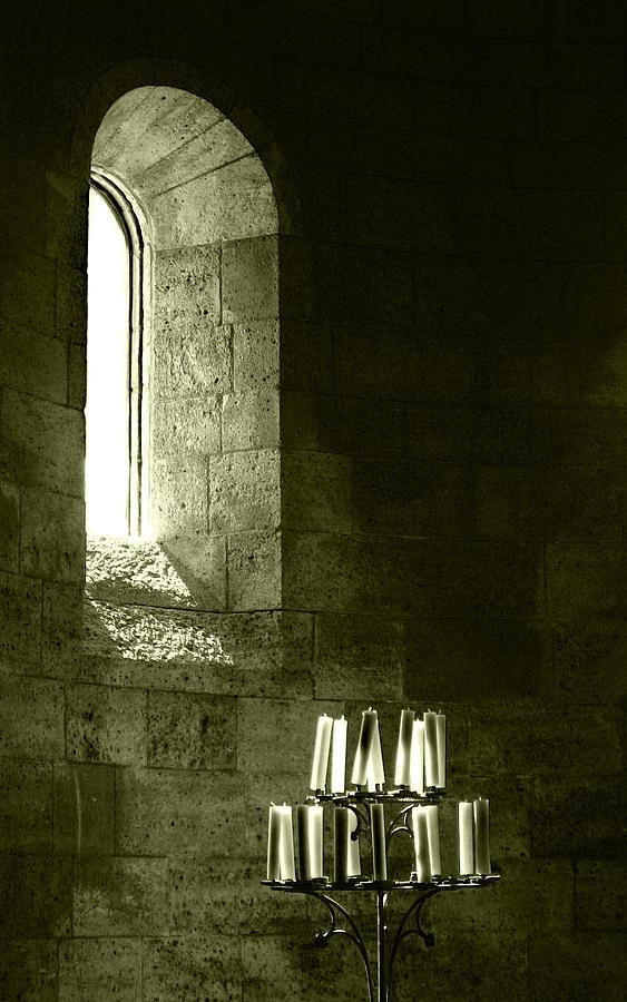 New York Photograph - Romanesque by Mark K