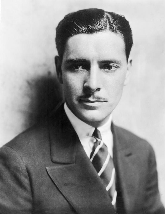 ronald colman a very private person