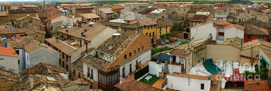 Village Photograph - Rooftops Of The Village by Alfredo Rodriguez