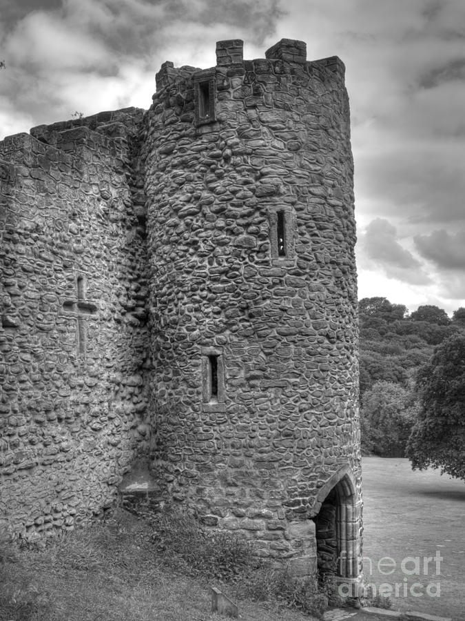 Folly Photograph - Roundhay Folly by Steev Stamford