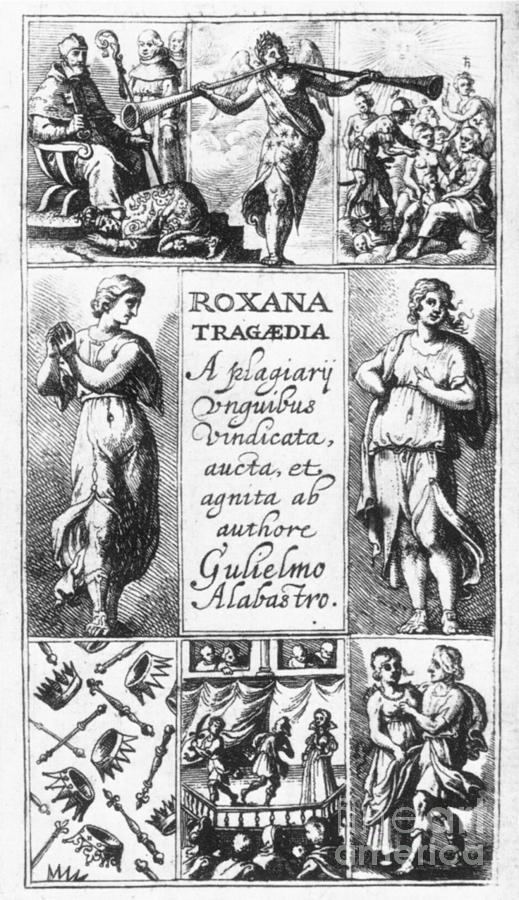 1632 Photograph - Roxana Tragaedia, 1632 by Granger