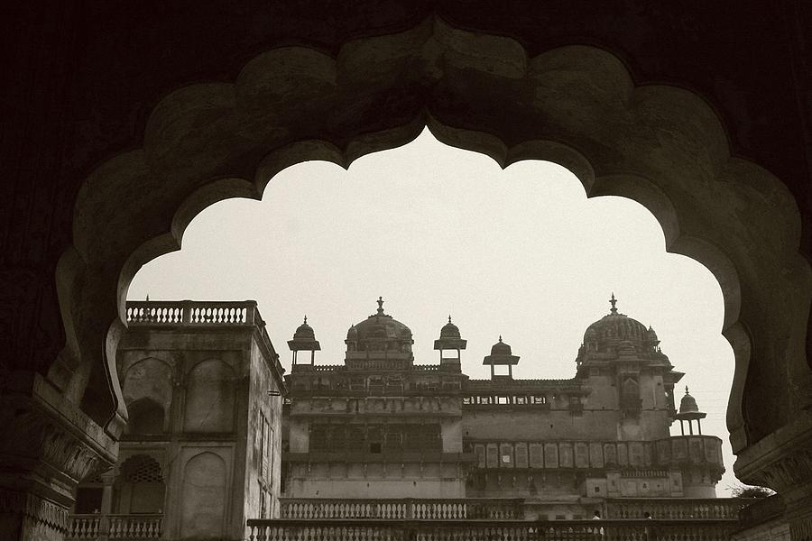 India Photograph - Royal Architecture by Tia Anderson-Esguerra