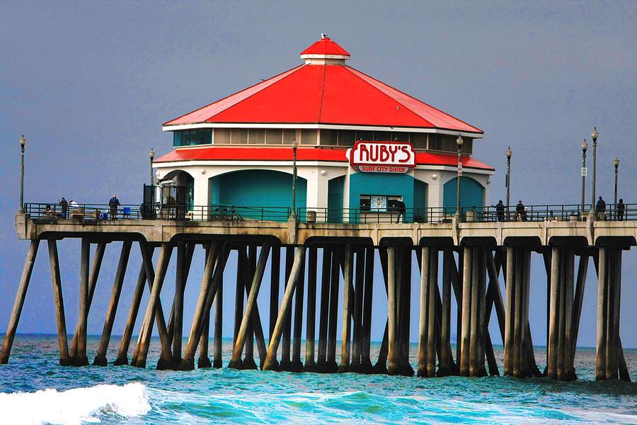Ruby Restaurant Huntington Beach Pier