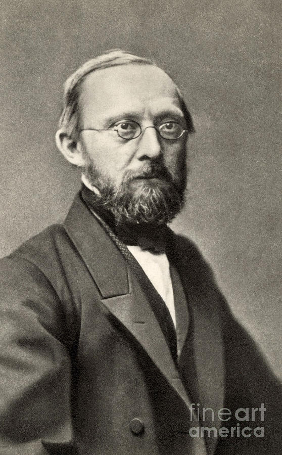 History Photograph - Rudolph Virchow, German Polymath by Photo Researchers