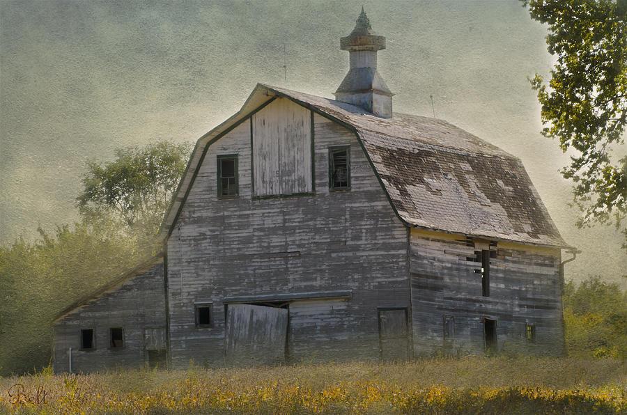 Barn Photograph - Rural America IIi by Christine Belt