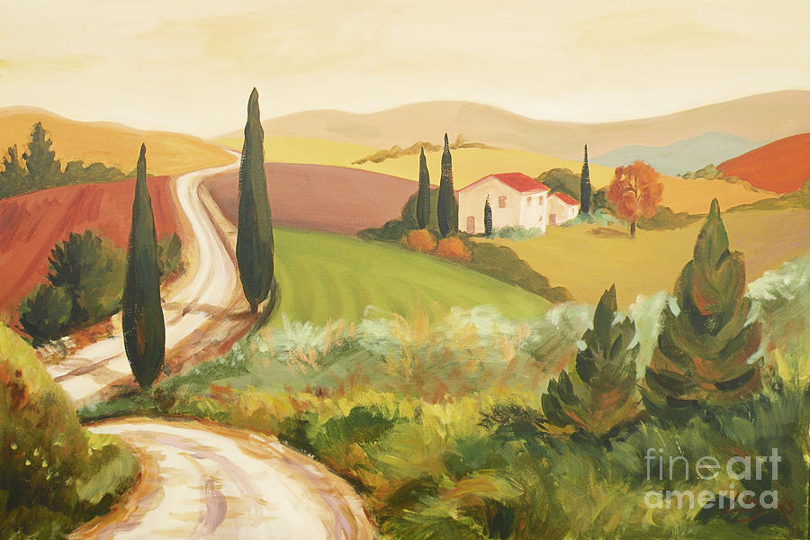 Famous Countryside Paintings