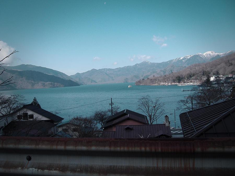Landscape Photograph - Rural Japan by Naxart Studio