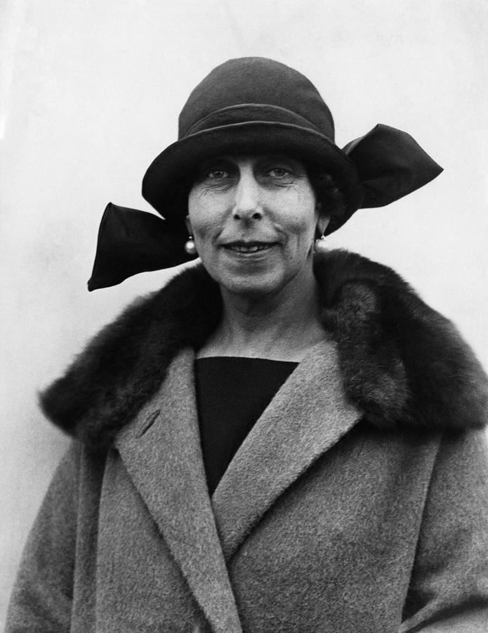 1920s Photograph - Russian Royalty. Grand Duchess Viktoria by Everett