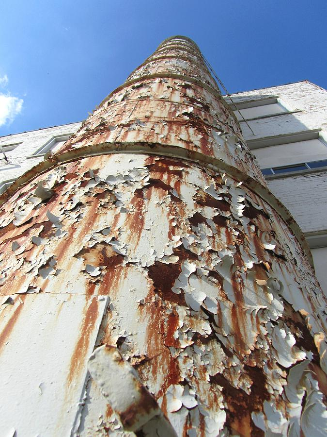 Old Rusty Tower Photograph - Rusty Tower by Todd Sherlock