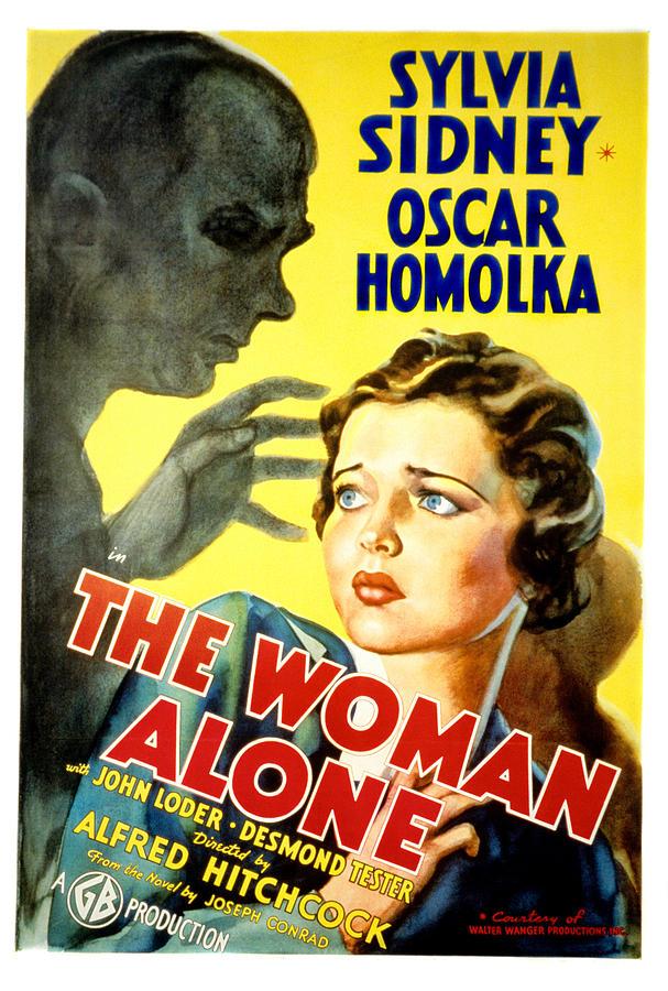 1930s Movies Photograph - Sabotage, Aka The Woman Alone, Oscar by Everett