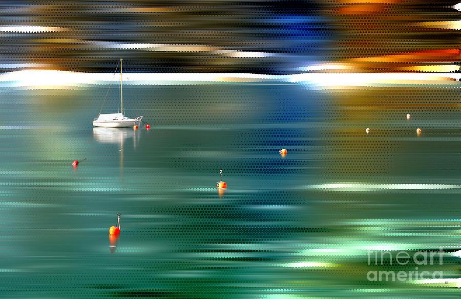 Sailing Boat Photograph - Sailing  by Hannes Cmarits