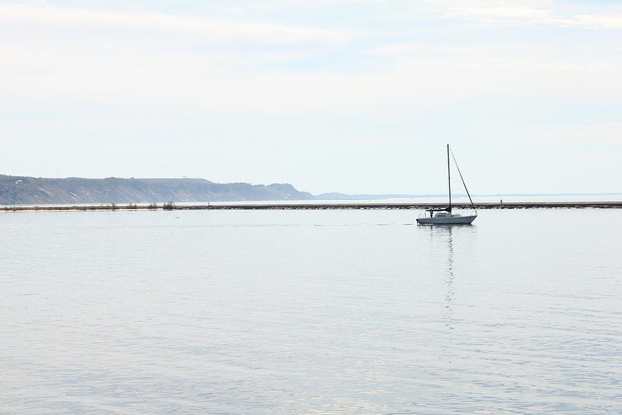 Sailing Photograph - Sailing by Sheryl Burns