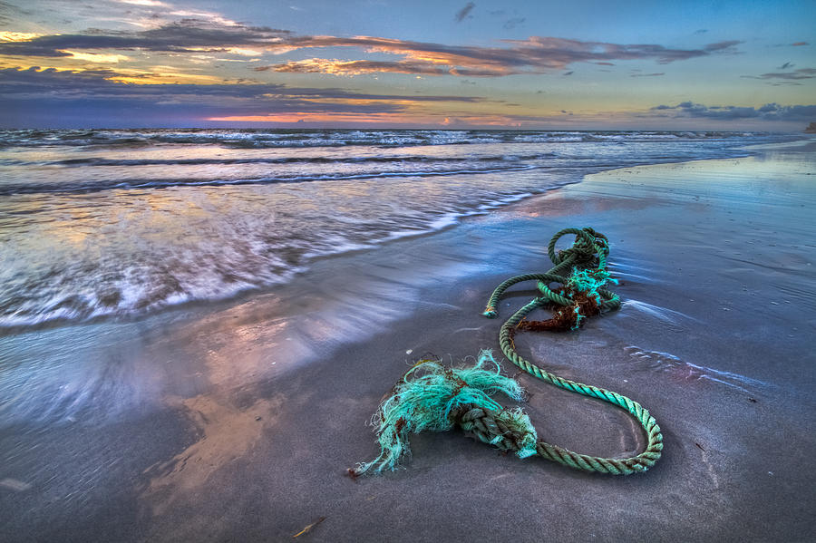 A1a Photograph - Sailors Knot by Debra and Dave Vanderlaan