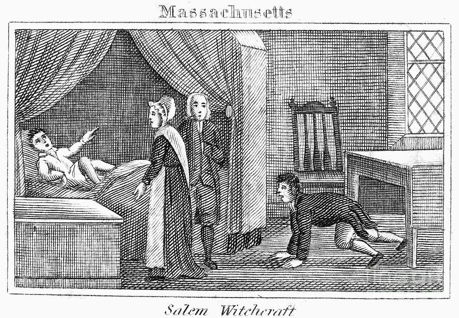 salem witchcraft 1692 photograph by granger