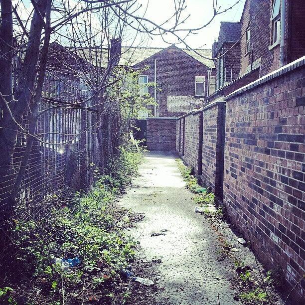 Salford Photograph - #salford #manchester #houses by Abdelrahman Alawwad