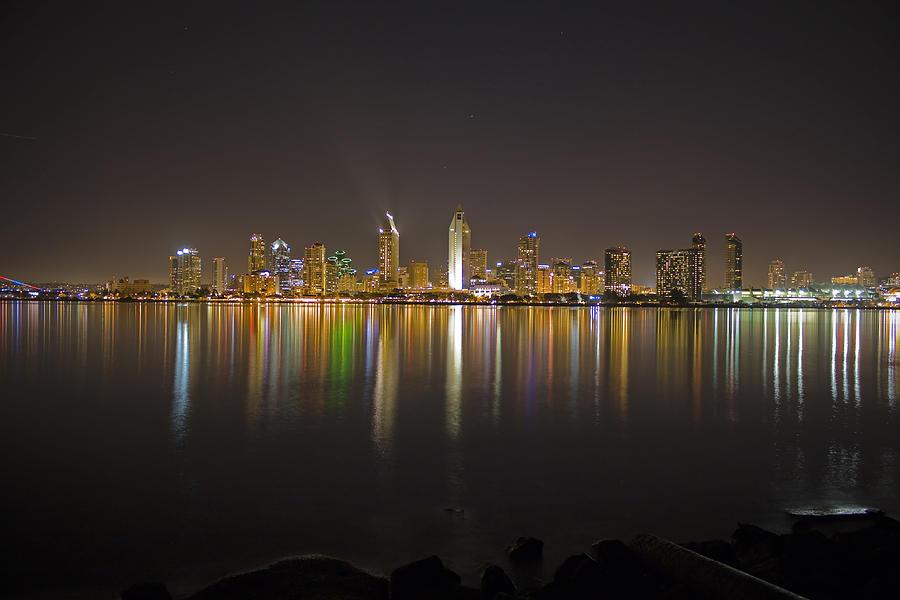 City Photograph - San Diego by Benjamin Street