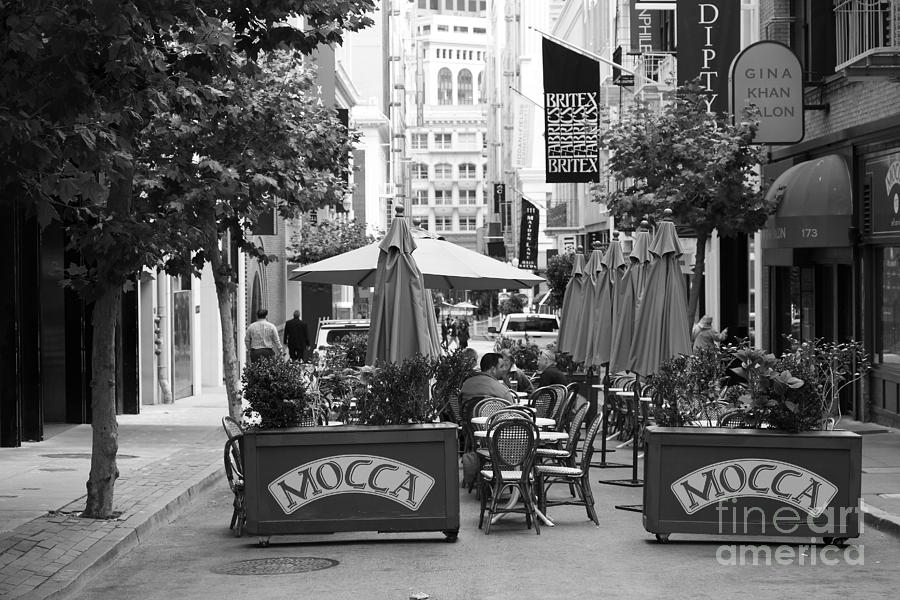 French Cafe San Francisco Union Square