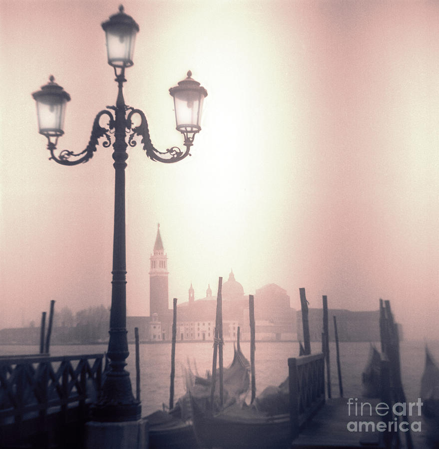 San Marco Photograph - San Giorgio Maggiore Seen From Venice  by Janeen Wassink Searles
