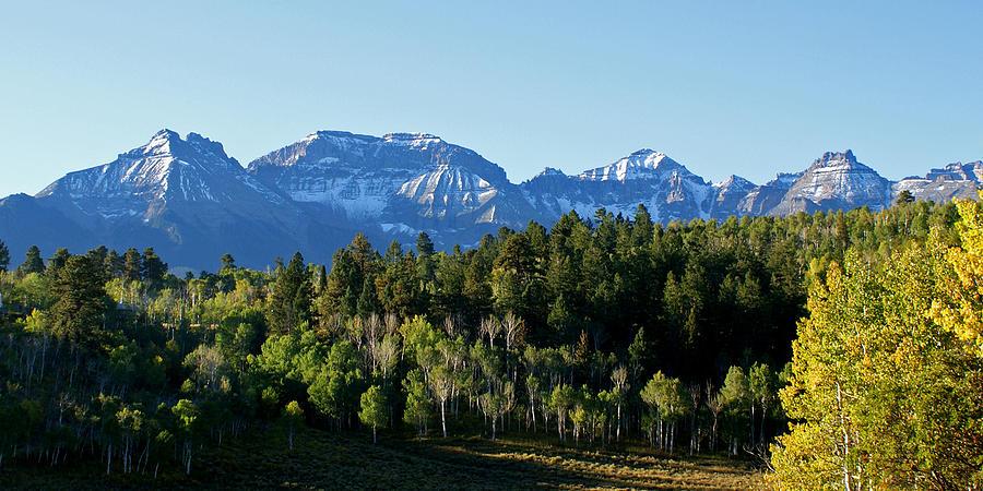 Colorado Photograph - San Juans Colorado by Ernie Echols