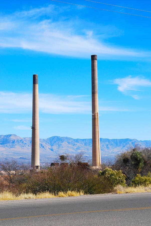 San Manuel Photograph - San Manuel 1 by T C Brown