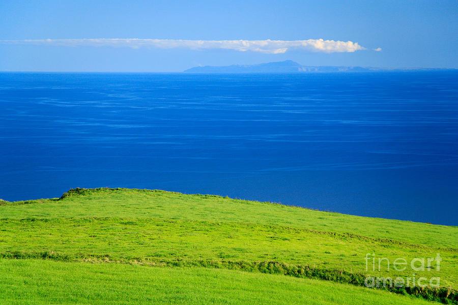 Azores Photograph - Santa Maria And Sao Miguel by Gaspar Avila