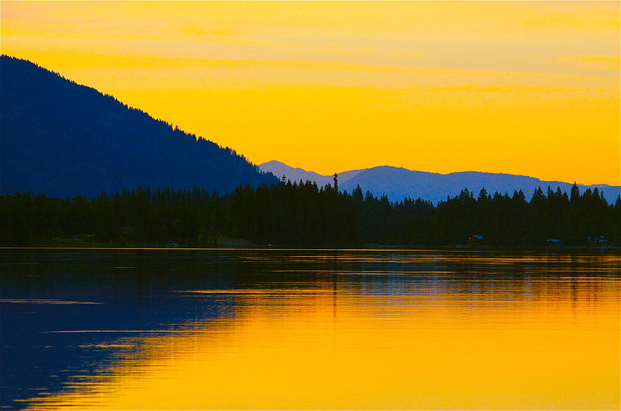 Saturated Sunset Photograph By Karon Melillo DeVega