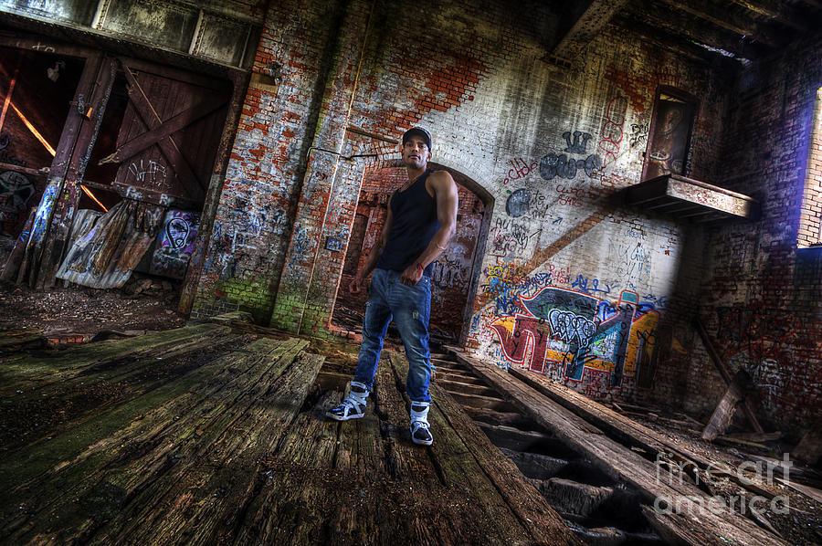 Yhun Suarez Photograph - Saurabh2 by Yhun Suarez